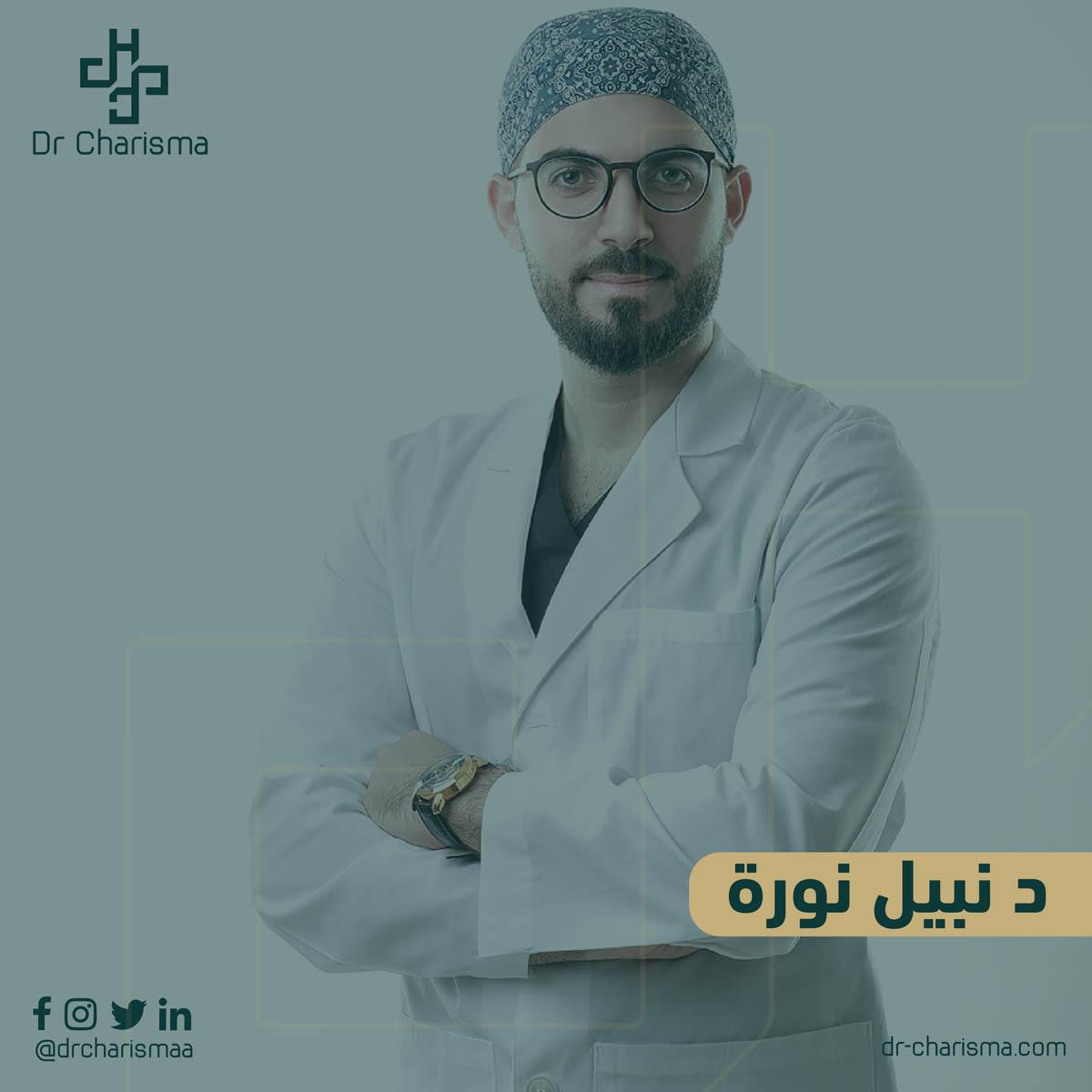 Dr Nabil Noura